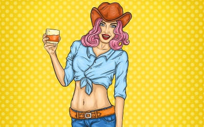 Reasons a Whiskey Girl is Every Man's Dream