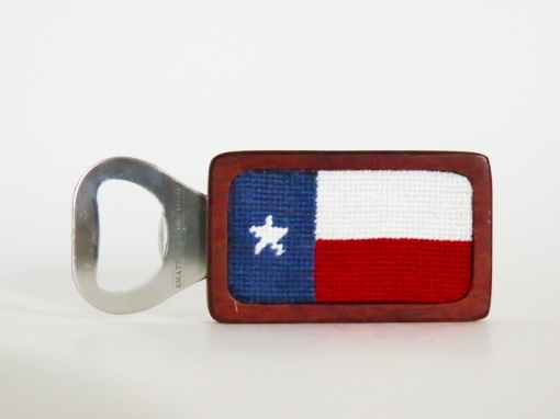 Maverick Texas Flag Bottle Opener