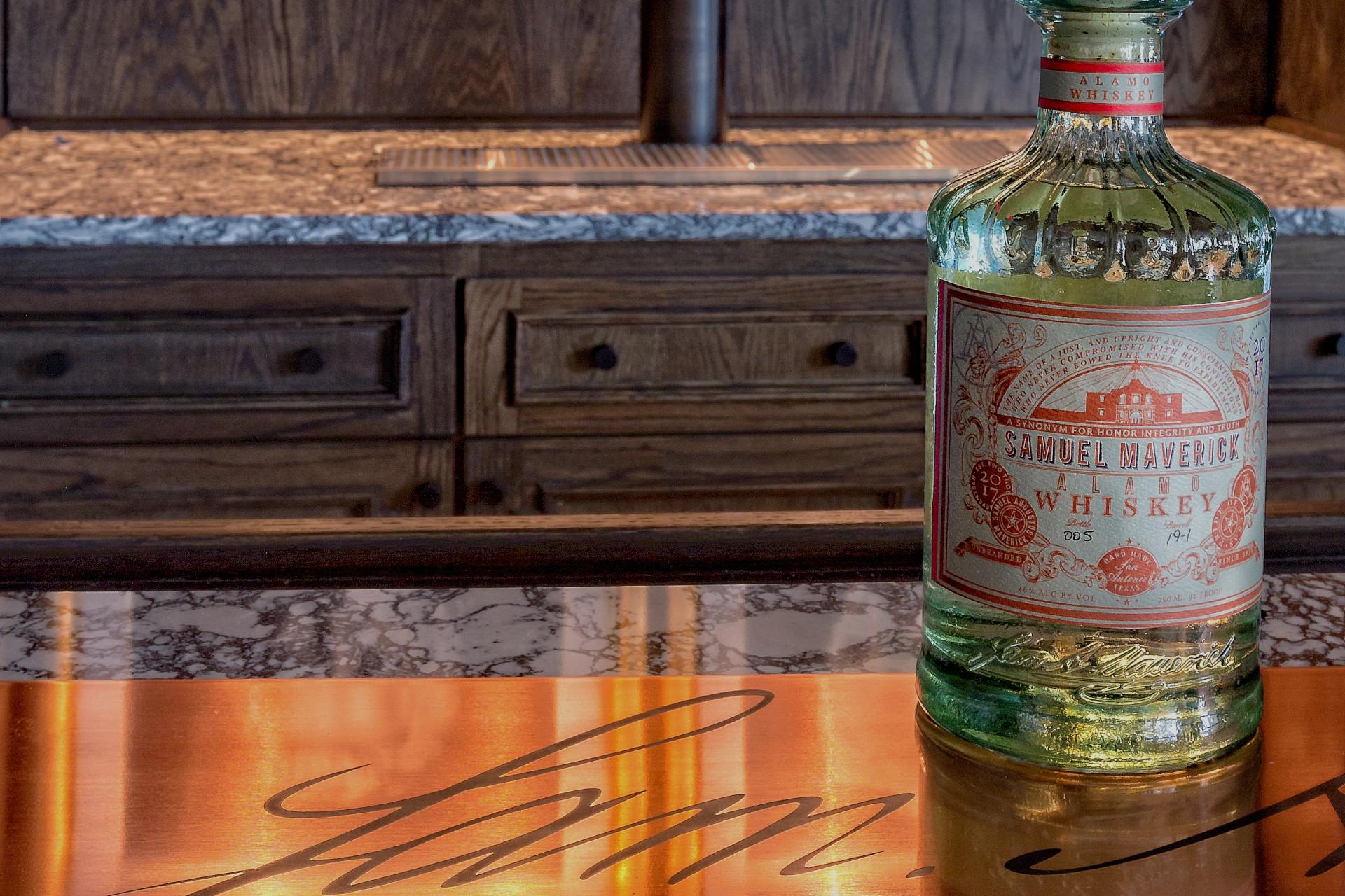 Maverick Whiskey San Antonio Whiskey Distillery